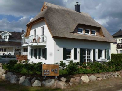 Reetdachhaus am Bodden Wohnung Obergeschoß