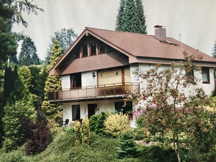 Idyllsches Einfamilienhaus, ruhige Wohnlage, direkt am Wald in den Harburger Bergen, PROVISIONSFREI
