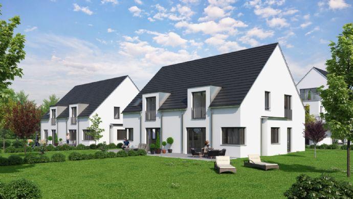 Provisionsfrei: Neubau, ruhig gelegene 5-Zimmer- Doppelhaushälfte in München-Trudering (S4 & U2)