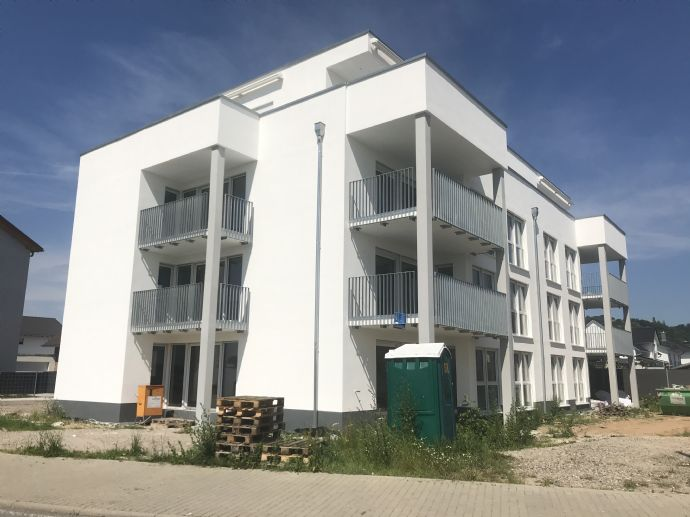 Großzügig und hell im Erdgeschoss - attraktiver Neubau in Laudenbach