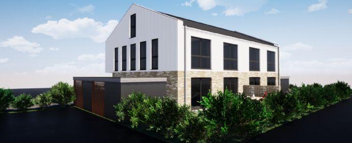 Exclusiver Reihenhaus Neubau In Kfw40 Bauweise In Loga