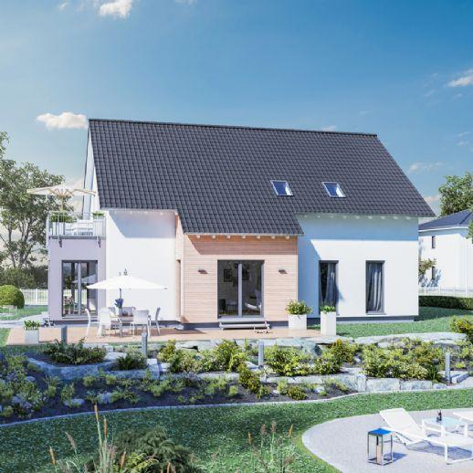 Leben Sie Ihren Traum - Einzugfertig geplantes Zweifamilienhaus