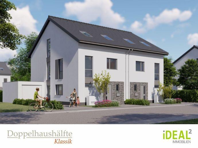 Schicke Neubau-Doppelhaushälften Burgacker Binsfeld