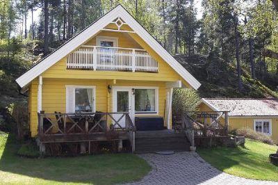 Ferienhaus in Vaxholm Unterkunft