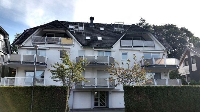 Freundliche Wohnung / ruhige Lage / Ga. inkl.
