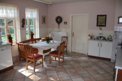 Ansicht Küche Erdgeschoss