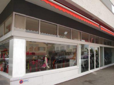Wettingen Ladenlokale, Ladenflächen