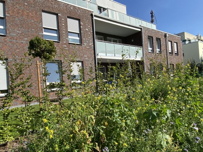 Einziehen und Wohlfühlen - 3-Zimmer-Wohnung mit Blick ins Grüne