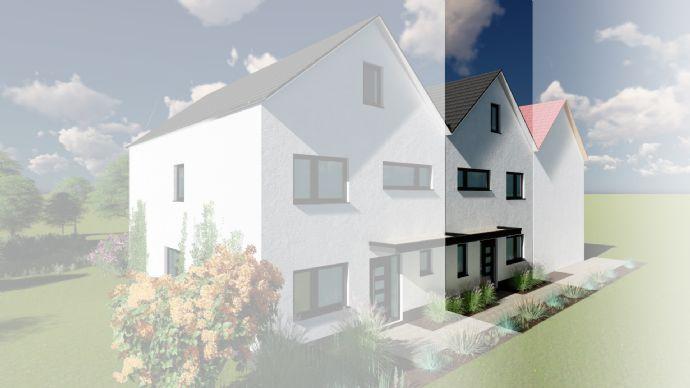 Modernes Reihenmittelhaus mit schönem Südgarten