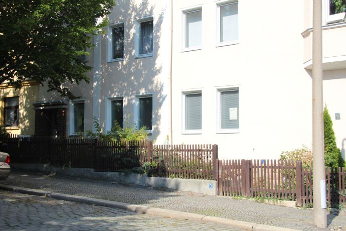 Geräumige, Berrierearme Zwei-Raum-Wohnung