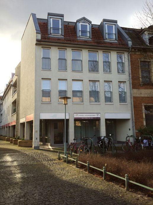 Attraktive 2 Zimmer-Wohnung in Stadtpassage Königs Wusterhausen