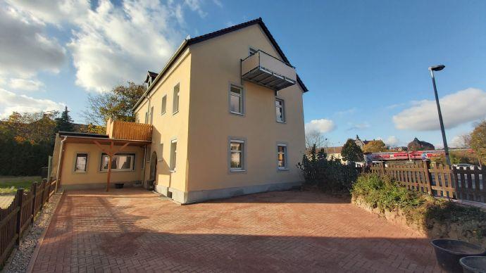 !Erstbezug! 4-Raum-Erdgeschosswohnung mit Terrasse