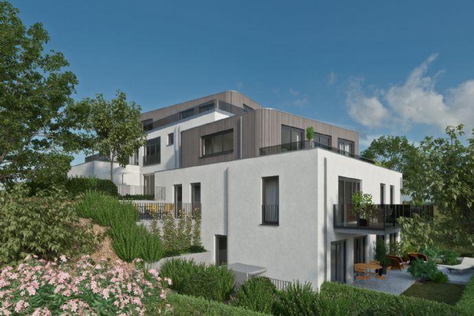 +++ Ruhig gelegene 2 - Zimmerwohnung mit Dachterrasse +++