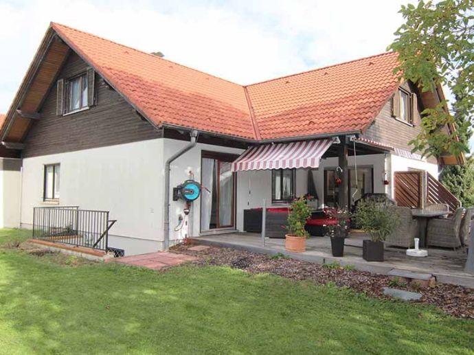 Familienfreundliches Einfamilienhaus in ruhiger Wohnlage