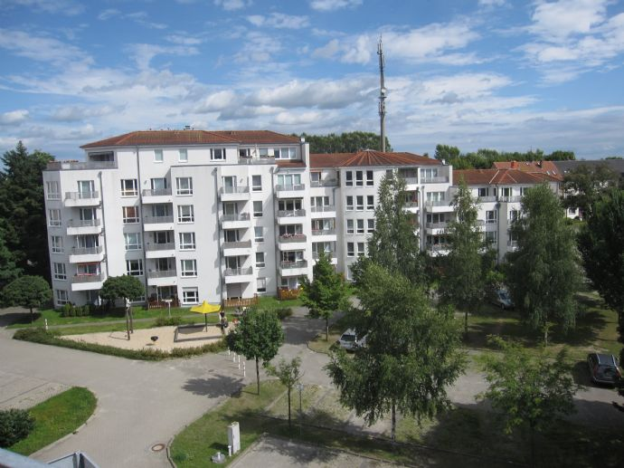 moderne 2-Raum-Wohnung in Brandenburg