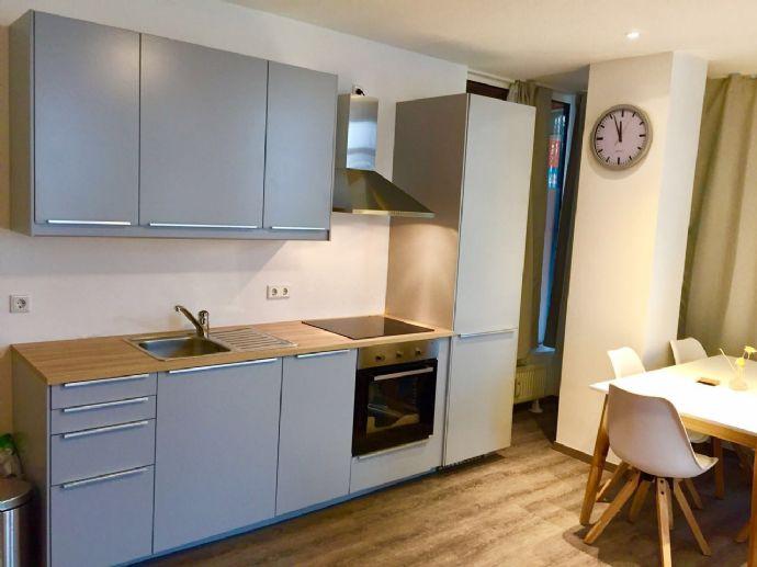 Exklusiv möblierte 3-Zimmer-Wohnung mit WLAN und Terrasse in Gärten-h.-d.-Veste