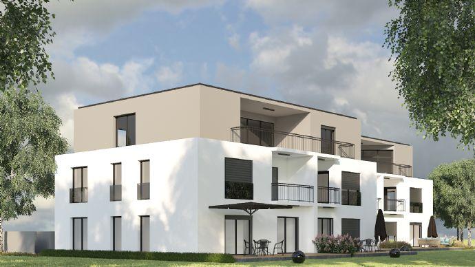 Moderne 3-Zimmerwohnung in ruhiger Lage