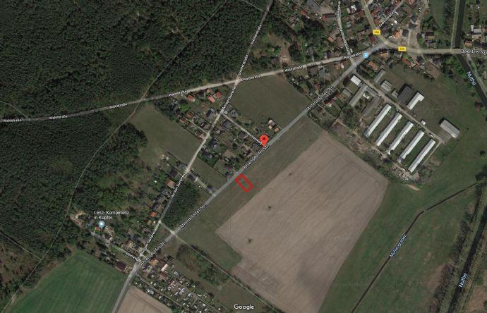 Bauträgerfreies Baugrundstück in Löwendorf