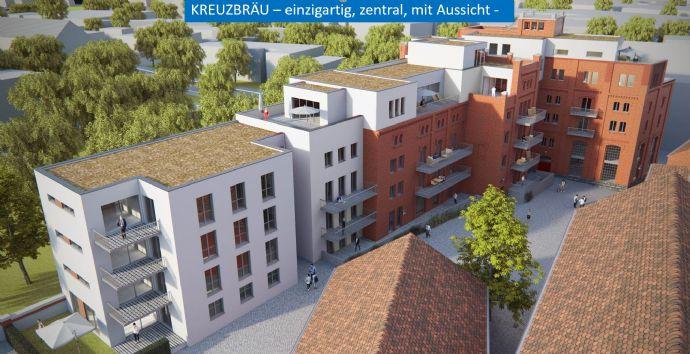Bayreuth moderne 4-Zimmer-Loft mit Terrasse und EBK