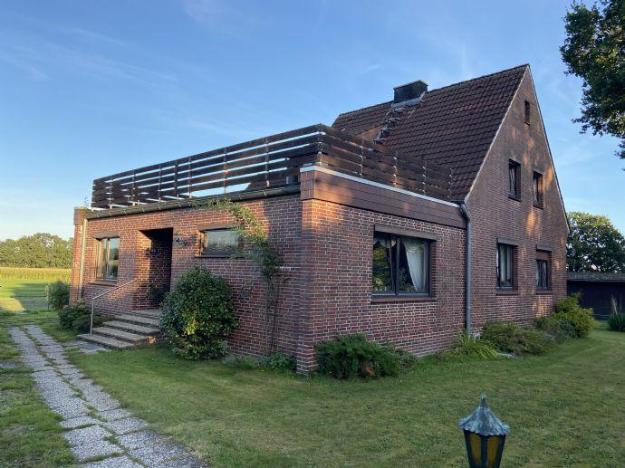VERKAUFT Einfamilienhaus auf Traumgrundstück in Meyenburg