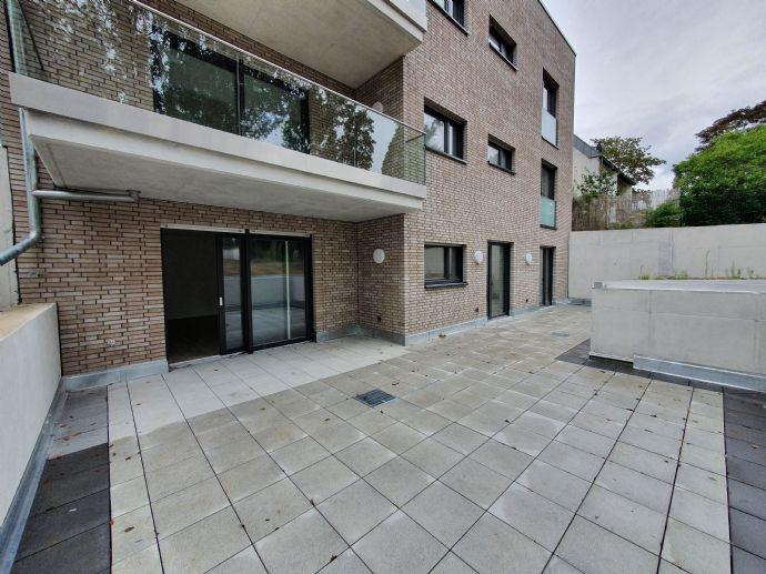 Erstklassige Souterrain-Neubauwohnung in Moers, barrierefrei