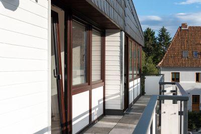 Penthouse mit Garage in Waldheim ohne Provision
