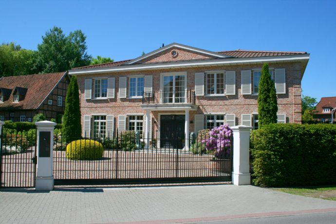 Sasel Neubau Villa in ruhiger Toplage