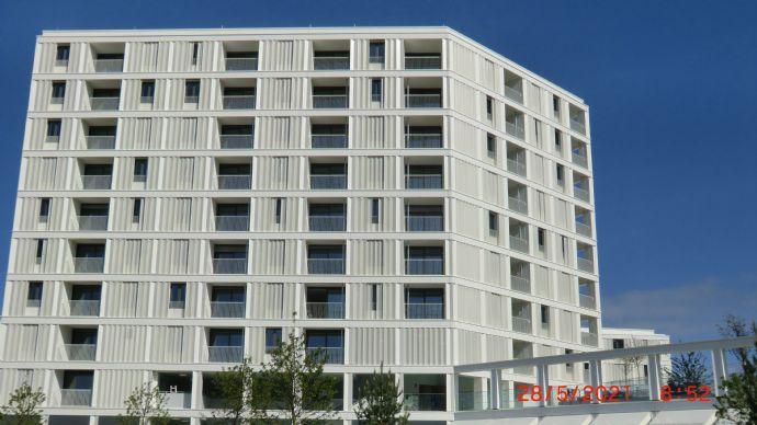 Erstbezug: Hochwertige 2 Zi-Wohnung, EBK, Südloggia, tolle Lage und beste Infrastruktur in München