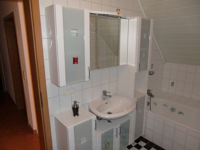 Maisonette-Wohnung, die ideale Single Wohnung in Naumburg