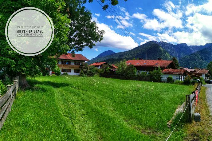 Perfekte Lage, Baugrundstück in Eschenlohe zu verkaufen!