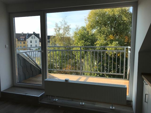 Helle, schöne Wohnung mit Balkon in der Posthofstraße