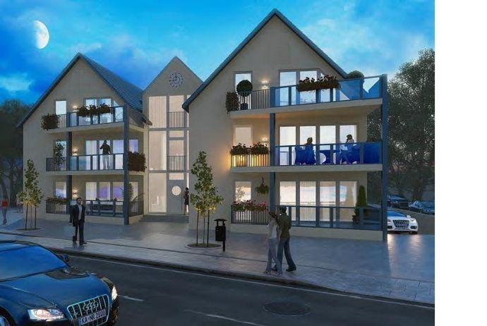 St Leon Rot - Außergewöhnliche 3,5 Z. Neubau Wohnung mit großer Empore