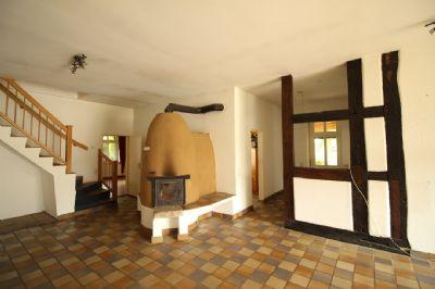 Wohndiele mit Zugang Küche + Essbereich - EG