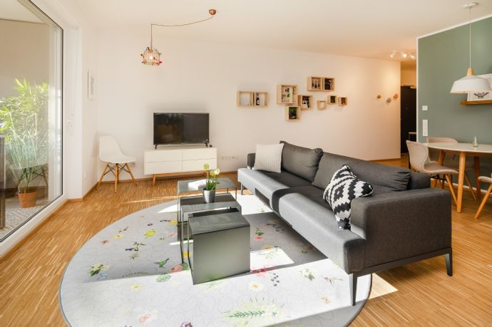 3 Zimmer Wohnung in Frankfurt (Schwanheim)