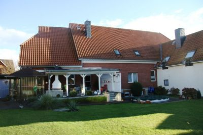 Westansicht / neues Dach