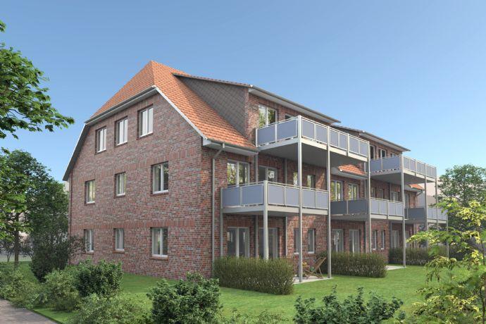 Wir bauen für Sie rollstuhlgerecht und energieeffizient - Willkommen im Wohnpark