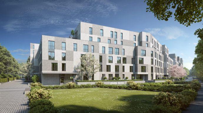 Klein & charmant: Helle 2 Zimmer-Wohnung mit Westbalkon im 4. OG - NEU in Obermenzing (542)