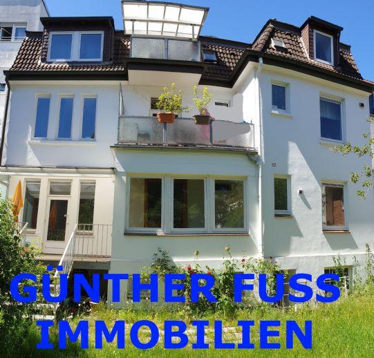 Stadtvilla Mehrfamilienhaus in gefragter Lage HH-Heimfeld - EG Wohnung frei - 2 TG Plätze