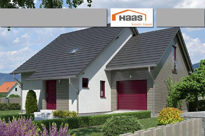 Haas Haus--klassisch und modern