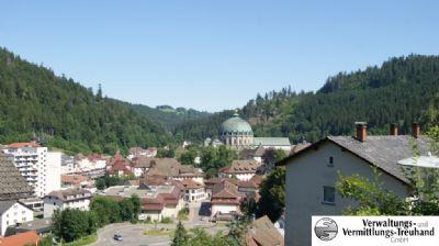 Ausblick über St. Blasien