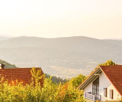 Ansicht an Natur, Berge