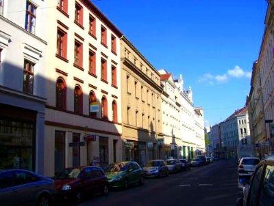 Strassenansicht 2, Hospitalstr