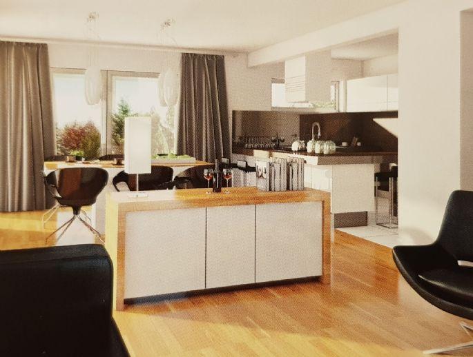 Provisionsfrei - NEU- Traumhaus : Nähe Metropole Frankfurt, Wiesbaden und Baugrundstück als weitere Option zur Bebauung.
