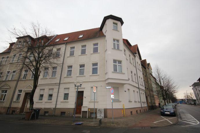 3-Zimmer Dachgeschosswohnung in Bitterfeld