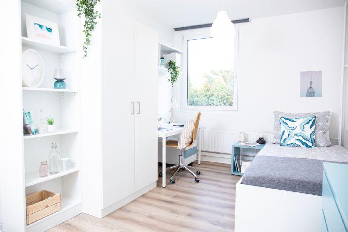 Nido Student - Dein Zimmer im Studentenwohnheim der  besonderen Art