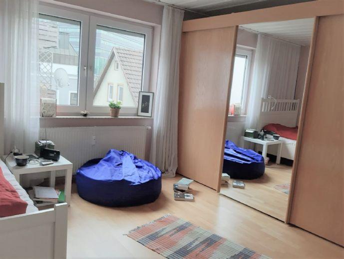 1 Zimmer in 2er WG mit Balkon, hochwertige EBK, voll möbliert, stadtmittig
