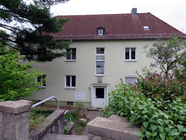 Kleine, gemütliche Wohnung in traumhaft ruhiger und grüner Lage