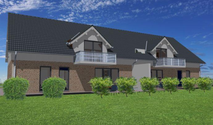 Nur noch eine frei Neubau von 2 Geschosswohnungen mit gehobener Ausstattung eine reserviert