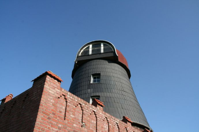 Mühle Wohnhaus eine Rarität im