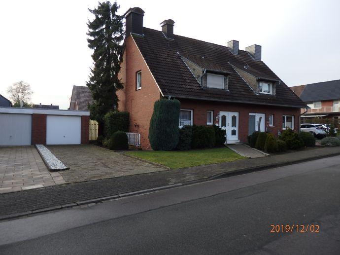Ältere Doppelhaushälfte in ruhiger Stadtlage von Dülmen